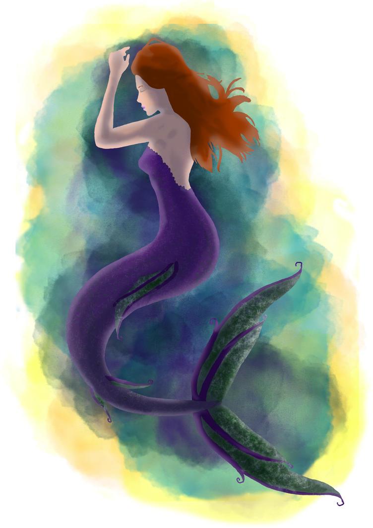 Mermaid by NettleKiss