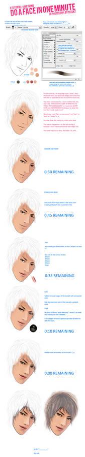 Minute Coloring Skin Tutorial