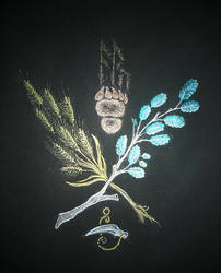 Druid Badge by an-kang