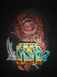 Wizard Badge by an-kang
