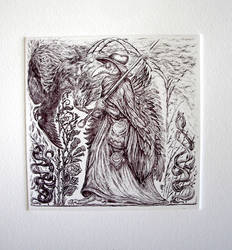 Sanator - print by an-kang