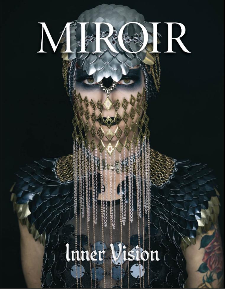 Anima Clypeus - Miroir Magazine Cover by ByteStudio