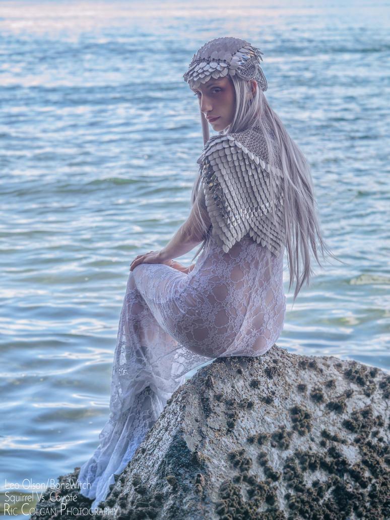 theBoneWitch Mermaid by ByteStudio