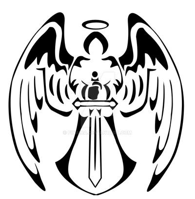 Celtic Viking Thor Hammer Tattoo also Prod 905 further Tribal Wolf Tattoo Version as well Wolf Tattoo Design furthermore 70. on baby angel tattoo on forearm