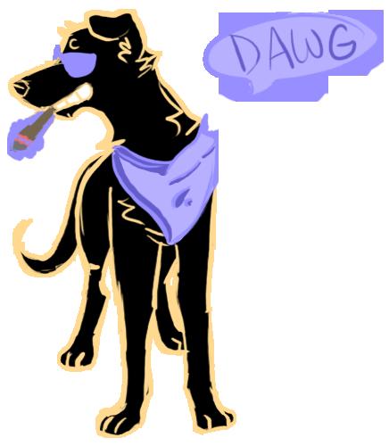 Bad Dog by PurrincessBunbun