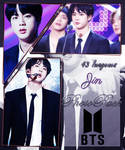 Jin - BTS {PhotoPack} - O4O