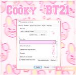 Cooky - BT21 {Cursor} - OO1