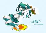 XJ9 Jenny