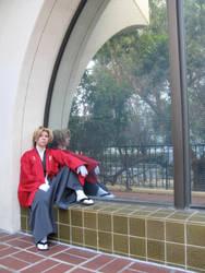 Pensive Reflection by NekoNariko