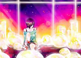 Kirishima Touka by Rwliness