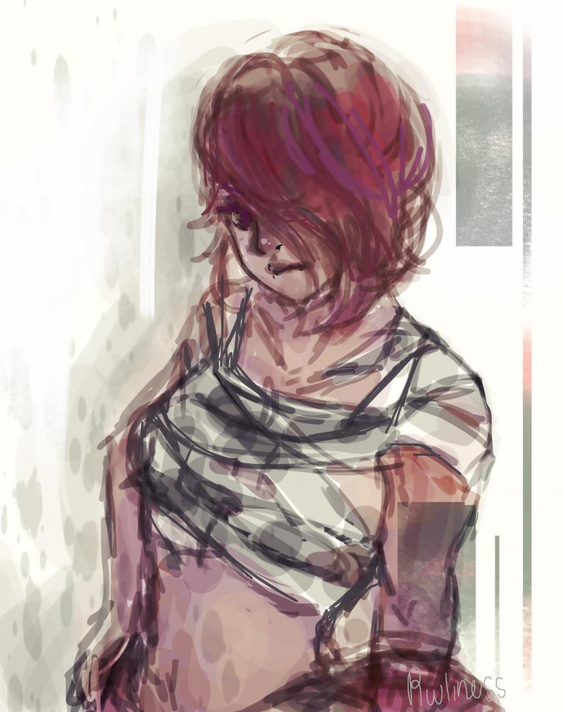 OC [Danaia] by Rwliness