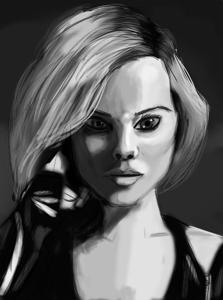 Portrait by Vercyngetorix