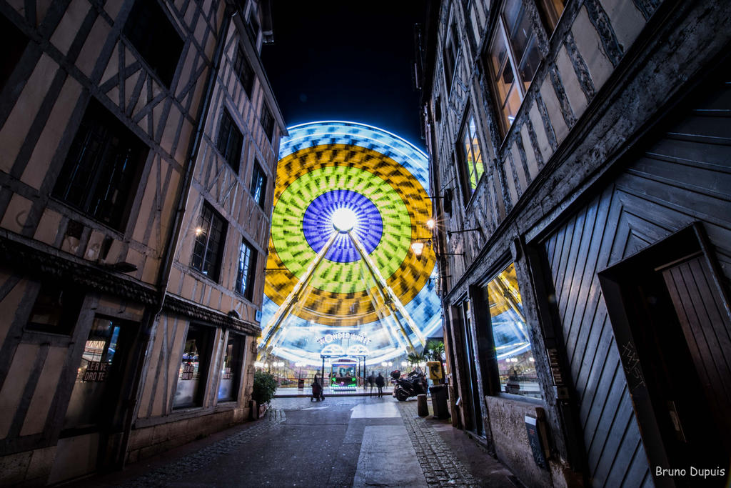 light wheel by BD-76