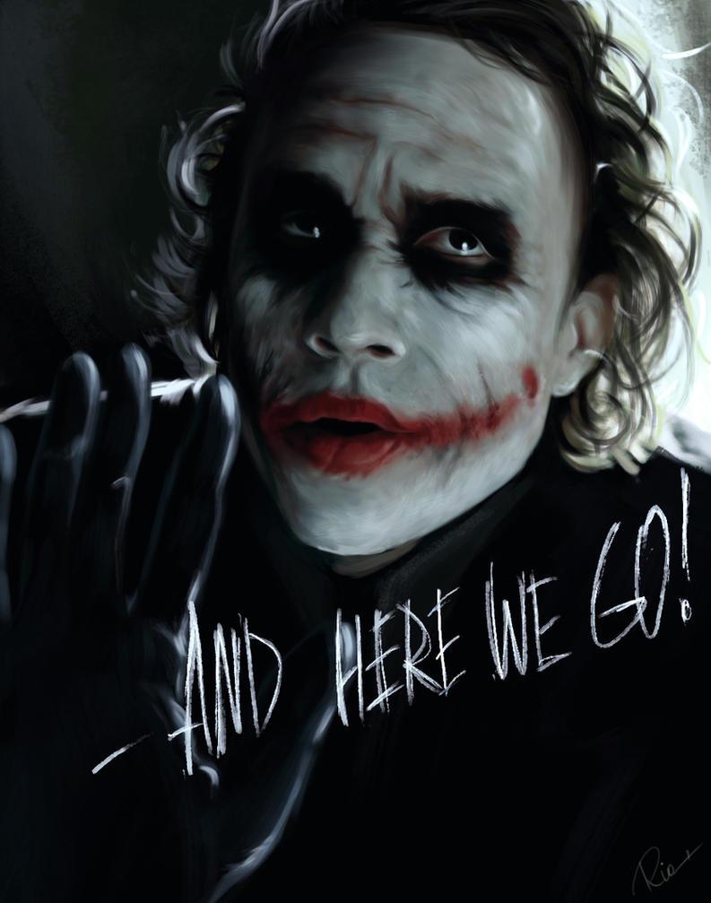the joker in batman - photo #16