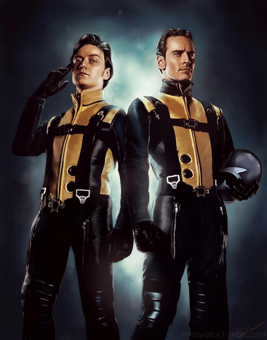 X Men First Class Havok X-Men: First Class by ...