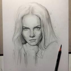 Sketch by MaryRiotJane