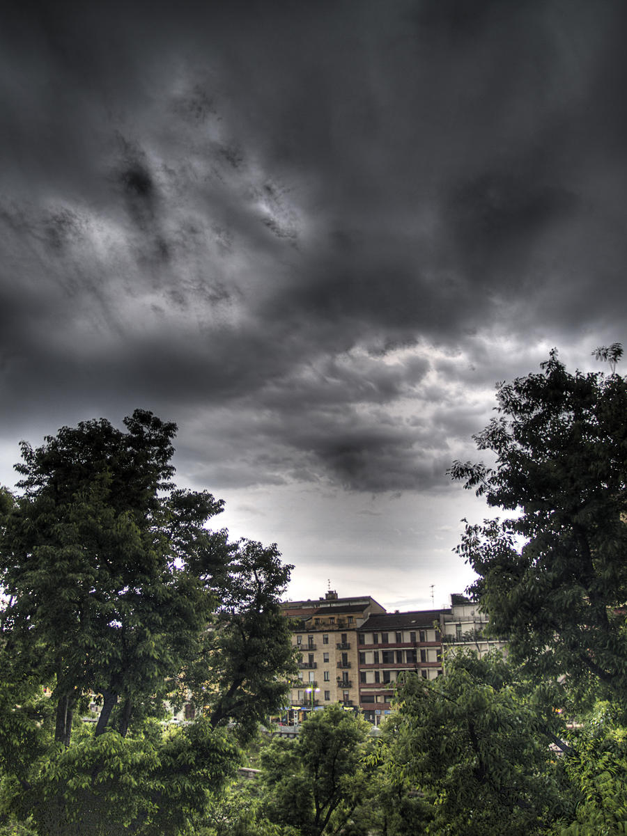 Temporale in HDR