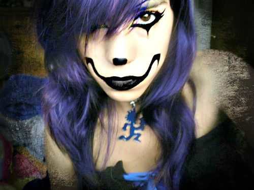 Juggalette Face Paint Ideas By Wolflover