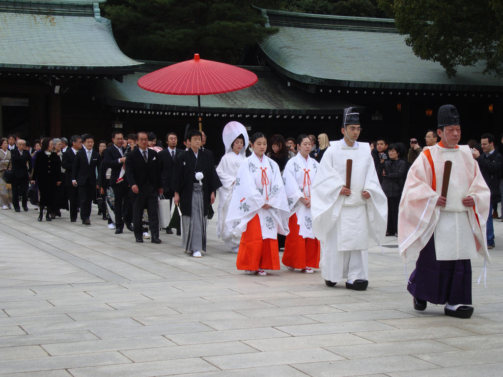 Dating and marriage customs in japan