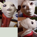 Face Sculpt Completed by ThisUsernameFails