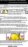 Create Scale via Sprite PT 2 by ThisUsernameFails
