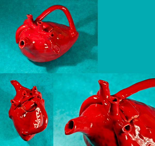 Anatomic Heart Teapot ProPic by ThisUsernameFails