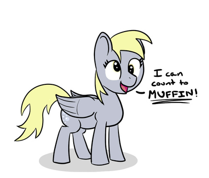 Derpy Hooves (Sumopaint) by luis999999