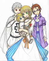 German Family by malentia