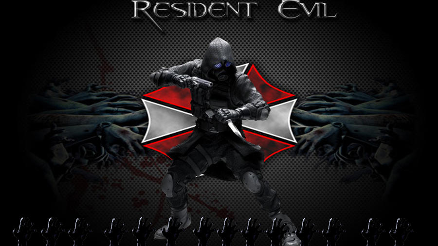 Resident Evil Wallpaper 11 by Waygameplay on DeviantArt