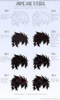 Hair Colouring Tutorial by BlurryMLS