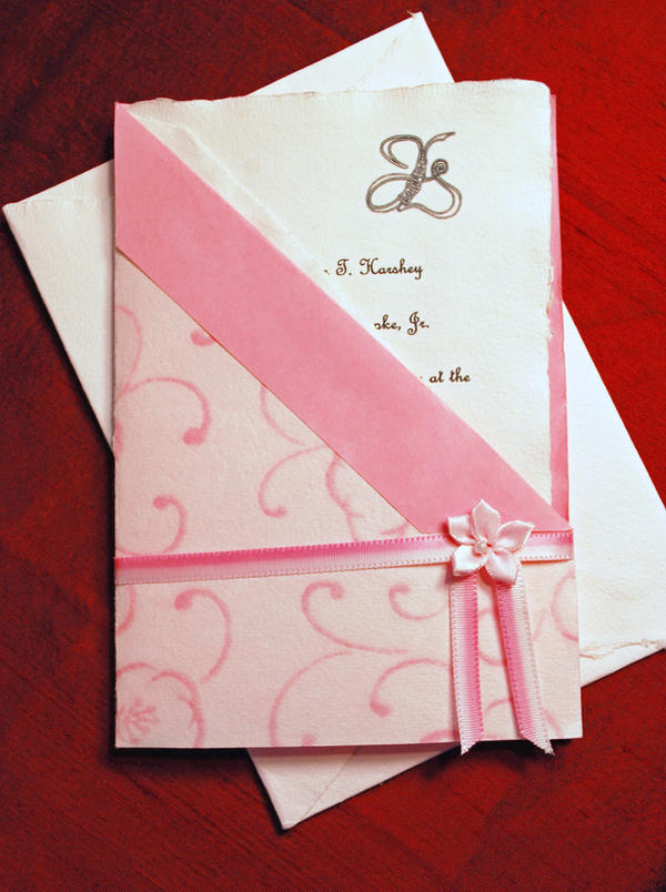 Marriage invitation model images