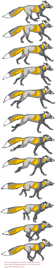 Fox Running Reference
