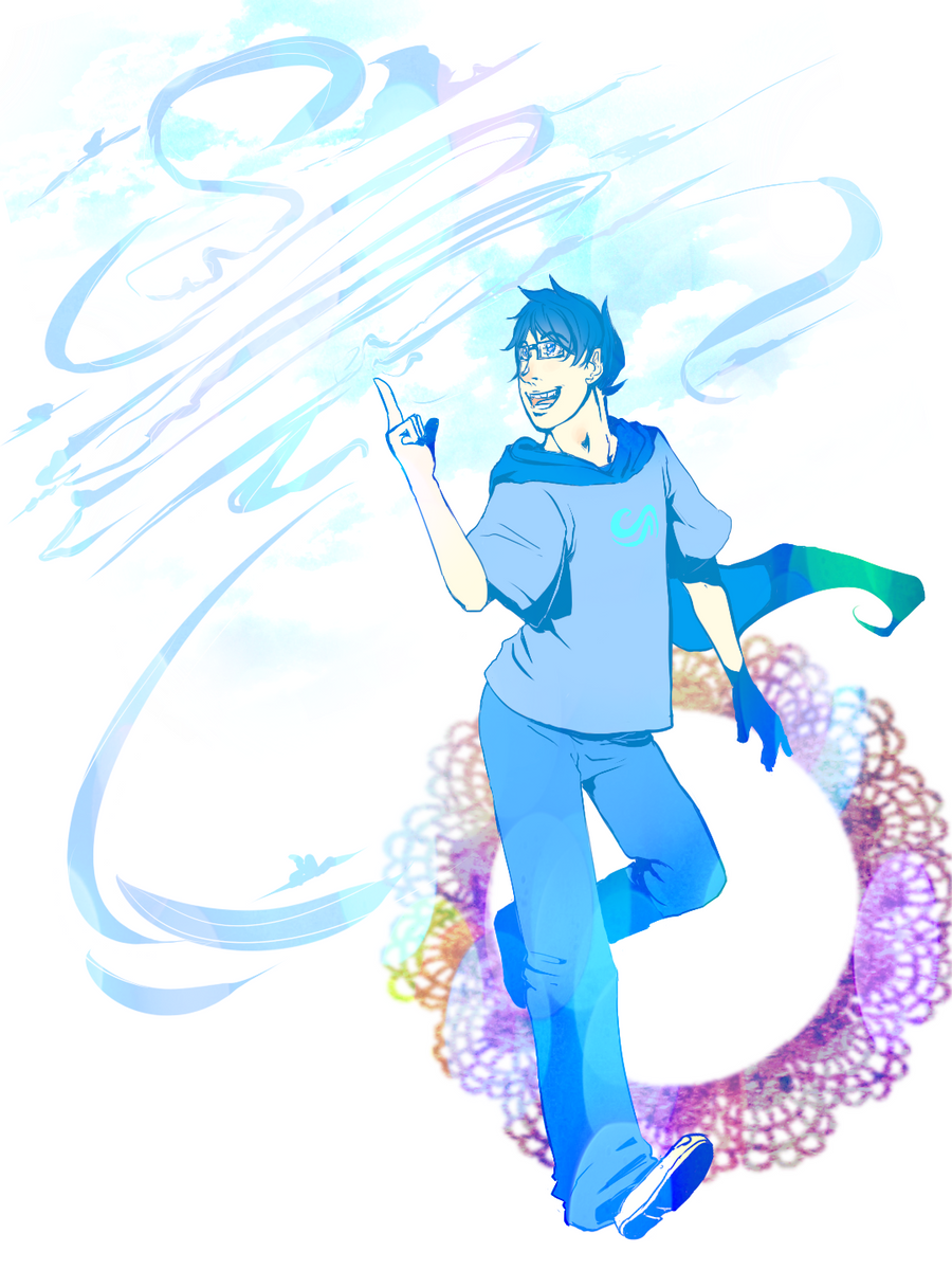 John Egbert God Tier John Egbert by Waribuk...