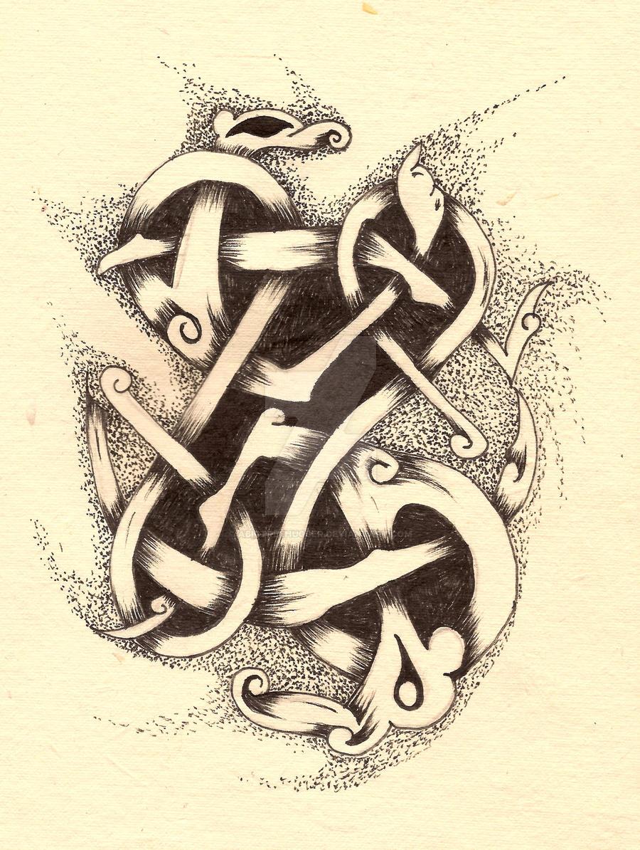 Zoomorphic knot
