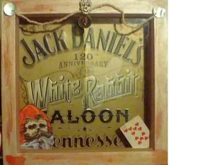 White rabbit saloon