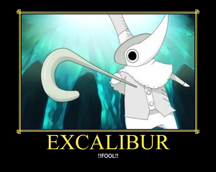 Excalibur By Clearlyconvoluted On Deviantart