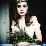 miss spring by alinashamalova