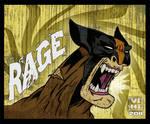 Wolverine-Rage