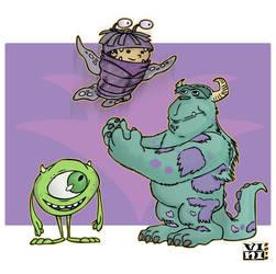 MUG Monster-Inc by Vini