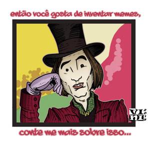 Willy Wonka Johnny Depp By Vini