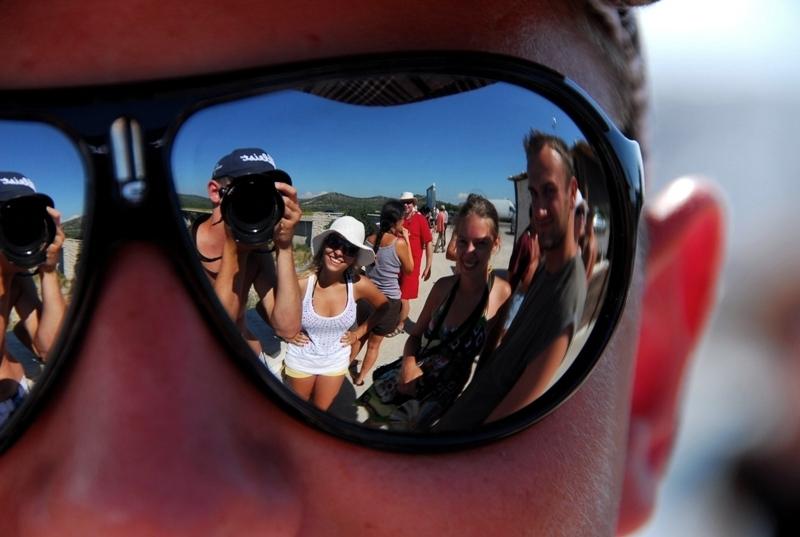 mirror goggles by KiBiS