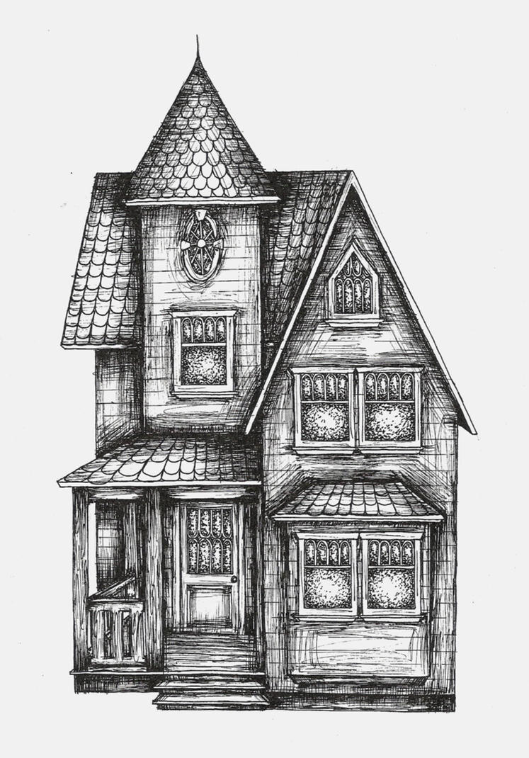 Image victorian house