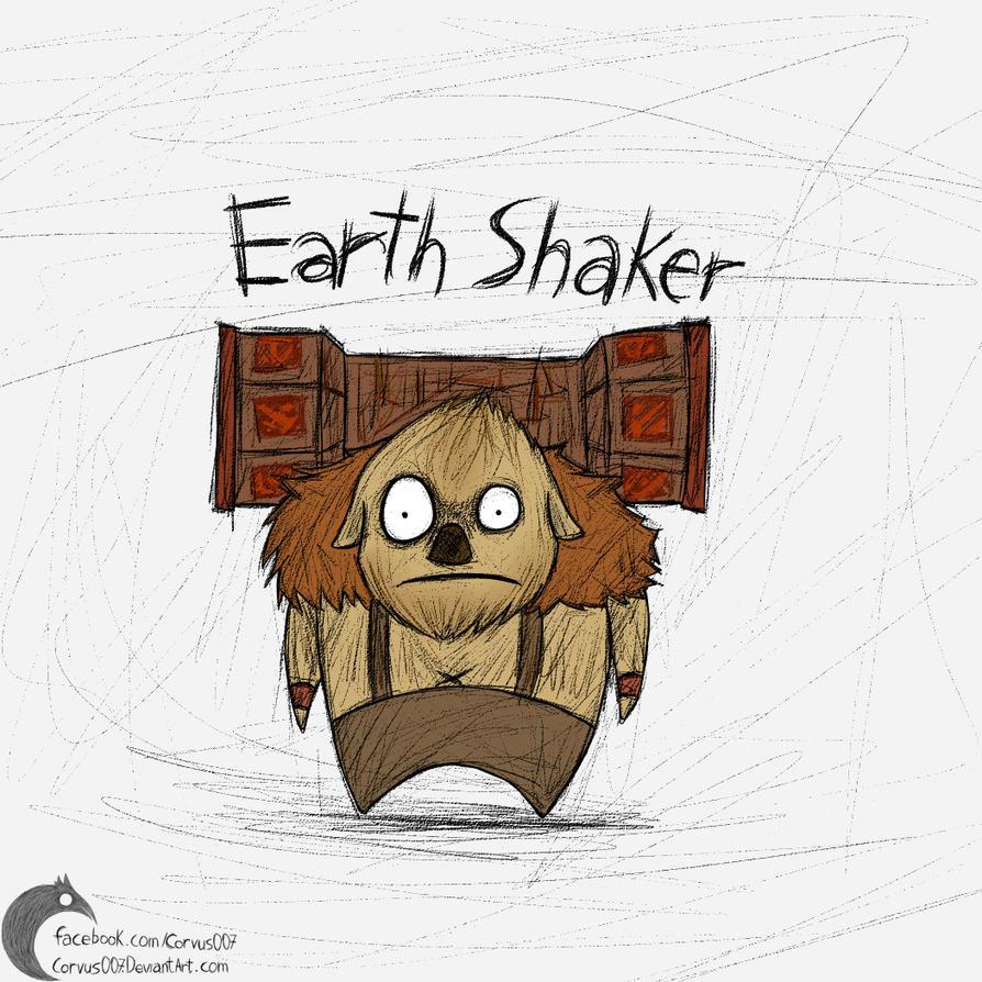 EarthShaker by Corvus007 on DeviantArt