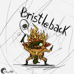 Bristleback by Corvus007