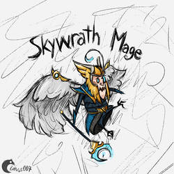 Skywrath Mage