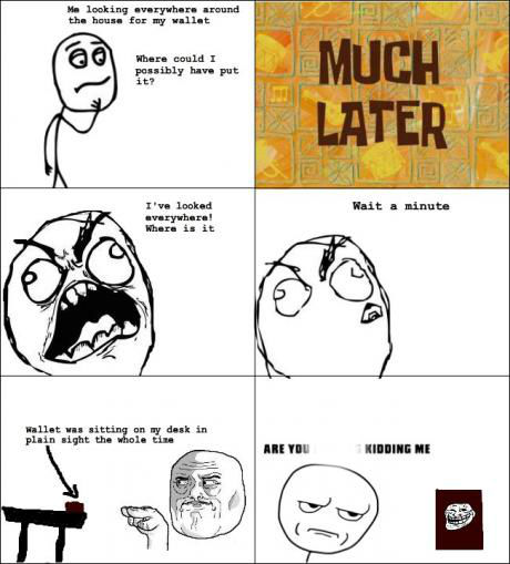 Image Gallery trollface comix