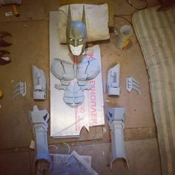 Batman: Arkham Knight by liqsun307