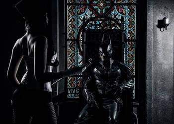 Batman and Zatanna #4 by liqsun307