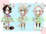 [Lowered]Set Price Adopts - OPEN