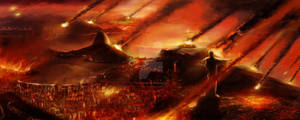 Rain of a Thousand Flames